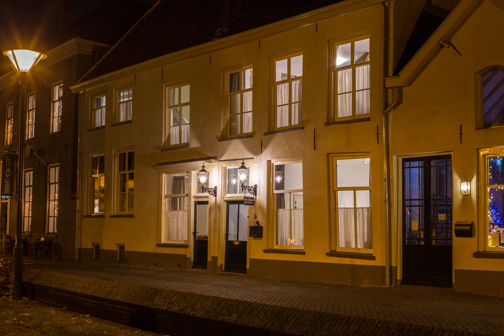 bed & breakfast huis sevenaer